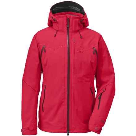 Outdoor Research Vanguard Gore-Tex® Jacket - Waterproof (For Women) in Trillium - Closeouts