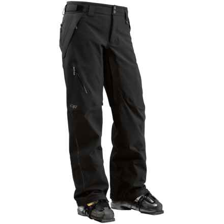 Outdoor Research Vanguard Gore-Tex® Snow Pants - Waterproof (For Women) in Black - Closeouts