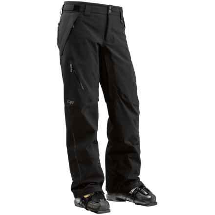 Outdoor Research Vanguard Gore-Tex® Snow Pants - Waterproof (For Women) in Black - Closeouts