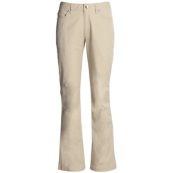 Outdoor Research Vantage Pants - Organic Cotton (For Women) in Barley