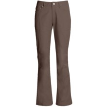 Outdoor Research Vantage Pants - Organic Cotton (For Women) in Mushroom - Closeouts
