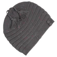 Outdoor Research Veronique Beanie (For Women) in Charcoal - Closeouts