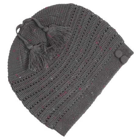 Outdoor Research Veronique Beanie (For Women) in Charcoal
