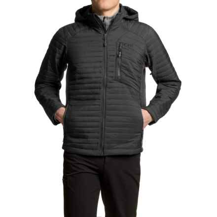 Outdoor Research Vindo Zip-Up Hoodie (For Men) in Charcoal - Closeouts