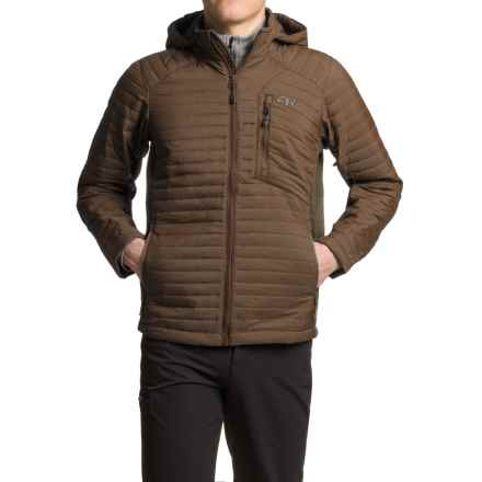 Outdoor Research Vindo Zip-Up Hoodie (For Men) in Earth - Closeouts