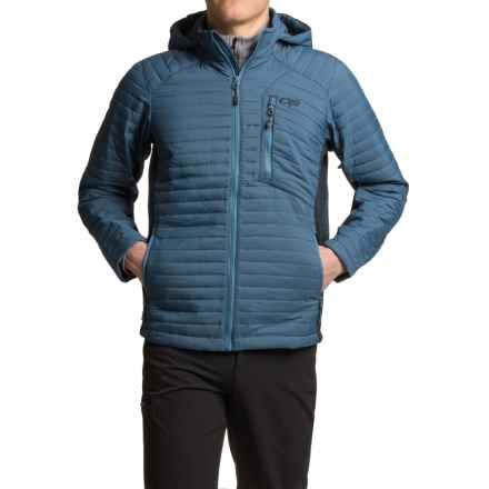 Outdoor Research Vindo Zip-Up Hoodie (For Men) in Indigo - Closeouts