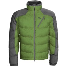 Outdoor Research Virtuoso Down Jacket - 650 Fill Power (For Men) in Leaf/Evergreen - Closeouts