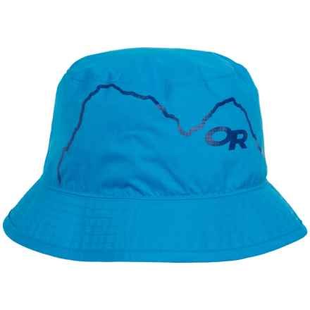 Outdoor Research Voyager Bucket Hat - Waterproof (For Kids) in Hydro - Closeouts