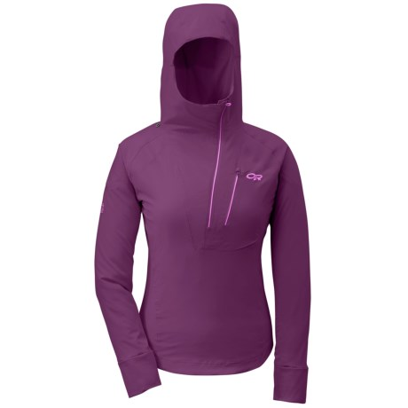 Outdoor Research Whirlwind Pullover Softshell
