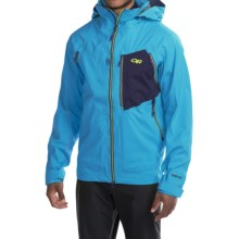 Outdoor Research White Room Gore-Tex® Jacket - Waterproof (For Men) in Hydro/Night - Closeouts