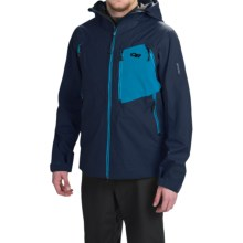 Outdoor Research White Room Gore-Tex® Jacket - Waterproof (For Men) in Night/Hydro - Closeouts