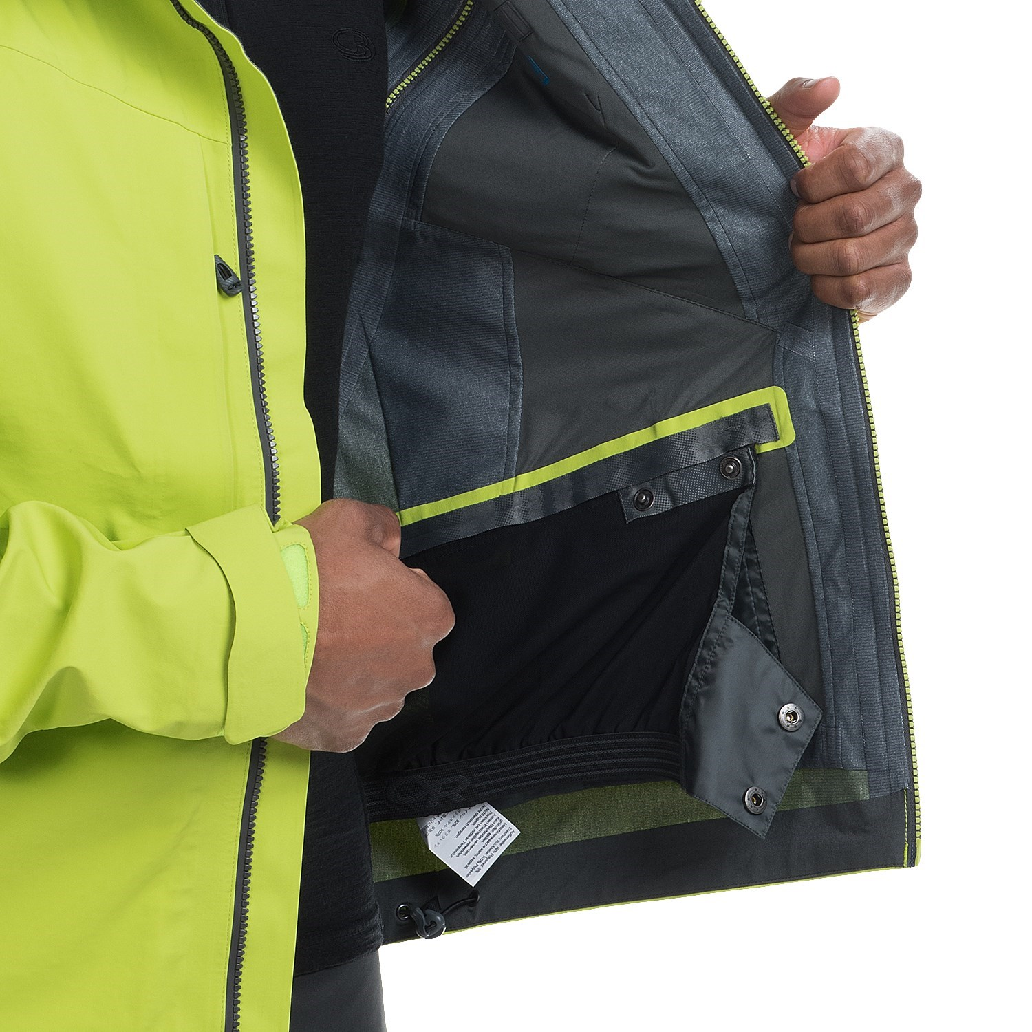 Outdoor Research White Room Jacket Gore Tex