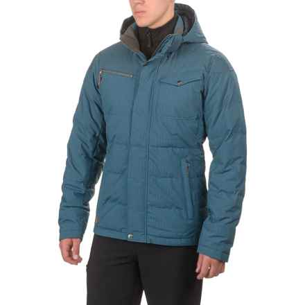 Outdoor Research Whitefish Down Jacket - 700 Fill Power (For Men) in Dusk - Closeouts