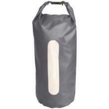 Outdoor Research Window Dry Bag - 15L in Dark Grey - Closeouts