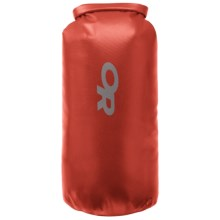 Outdoor Research Window Dry Bag - 25L in Chili - Closeouts