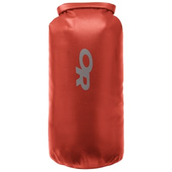 Outdoor Research Window Dry Bag - 25L in Chili