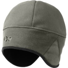 Outdoor Research Windwarrior Hat - Windstopper® Fleece (For Men and Women) in Foliage Green - Closeouts