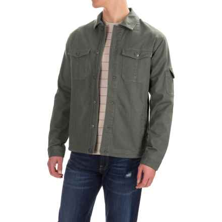Outdoor Research Winter Deadpoint Jacket - Organic Cotton (For Men) in Charcoal - Closeouts