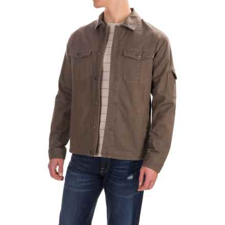 Outdoor Research Winter Deadpoint Jacket - Organic Cotton (For Men) in Mushroom - Closeouts