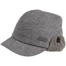 Outdoor Research Yukon Cap - Wool Blend, Ear Flaps (For Women) in Black - Closeouts