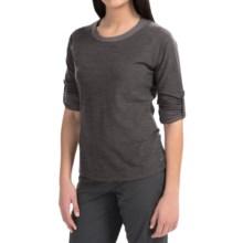 Outdoor Research Zenga Shirt - Long Sleeve (For Women) in Charcoal - Closeouts