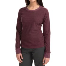 Outdoor Research Zenga Shirt - Long Sleeve (For Women) in Pinot - Closeouts