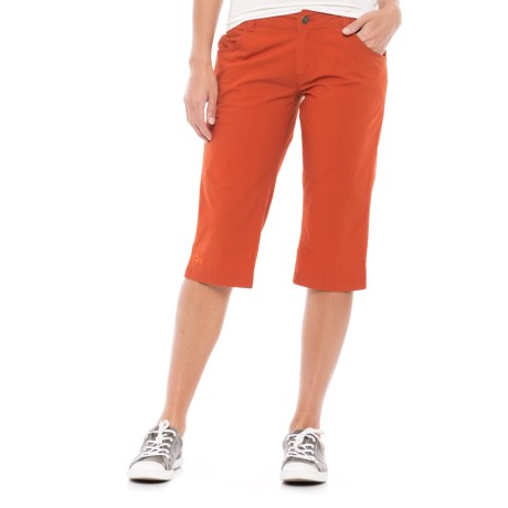 Outdoor Research Zodiac Capris - UPF 50+ (For Women) in Paprika