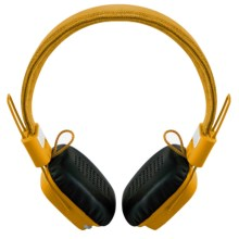 Outdoor Tech Privates Wireless Headphones - Touch Control in Mustard - Closeouts