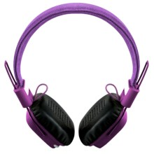 Outdoor Tech Privates Wireless Headphones - Touch Control in Purplish - Closeouts
