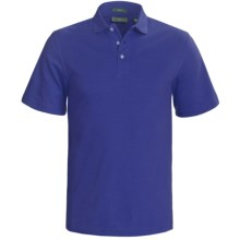 Outer Banks Cool-DRI® Performance Polo Shirt - Cotton Blend, Short Sleeve (For Men) in Bright Royal - Closeouts