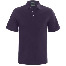 Outer Banks Cool-DRI® Performance Polo Shirt - Cotton Blend, Short Sleeve (For Men) in Navy - Closeouts