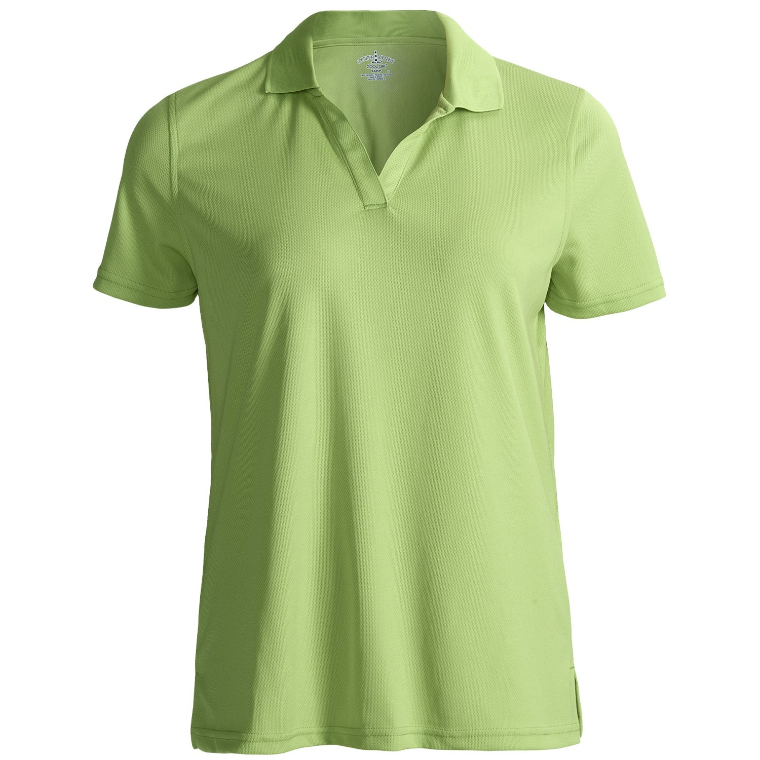 Outer banks cool dri textured performance polo shirt for Cool dri polo shirts