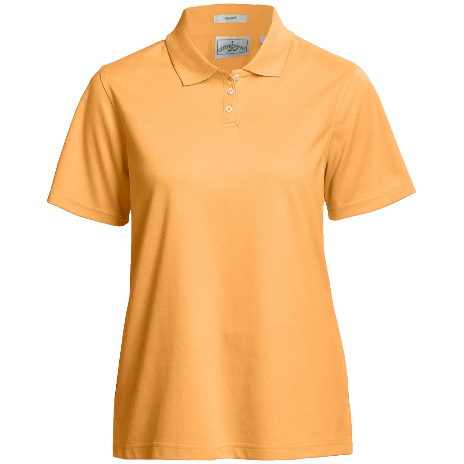 Outer banks ultimate performance polo shirt moisture for Moisture wicking golf shirts