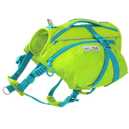 Outward Hound Crest Stone Explore Pack in Green - Closeouts