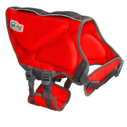Outward Hound Dawson PFD Life Jacket in Red - Closeouts