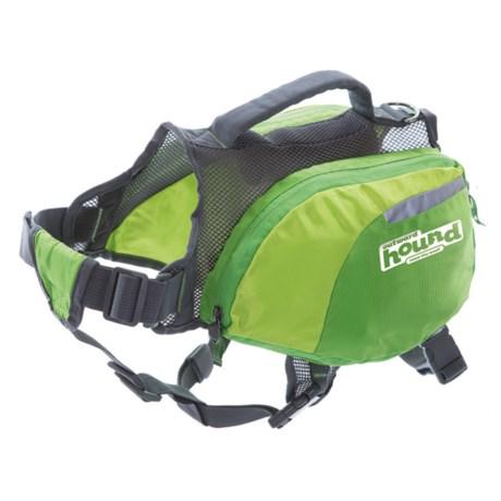 Outward Hound Dog Daypack - Large in Green