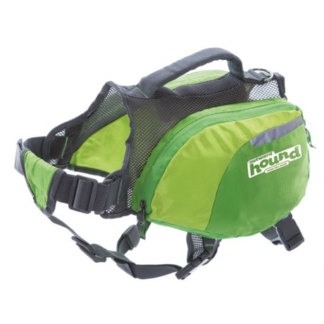 Outward Hound Dog Daypack - Small in Green