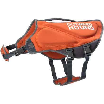 Outward Hound H2go Neoprene Life Vest - Extra Large in Orange - Closeouts