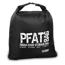 Outward Hound PFAT Pet Food Bag - Medium in Black - Closeouts