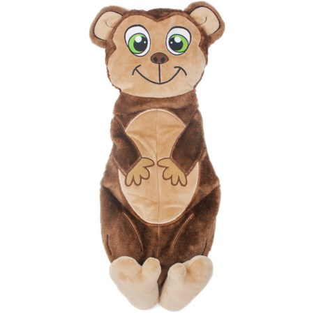 Outward Hound Squeakimals Dog Toy in Monkey
