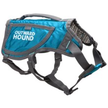 Outward Hound Thermovest - Small in Blue - Closeouts