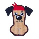 Outward Hound Tough Seamz Bandana Dog Chew Toy - Squeaker