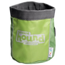Outward Hound Treat n' Training Bag in Green - Closeouts