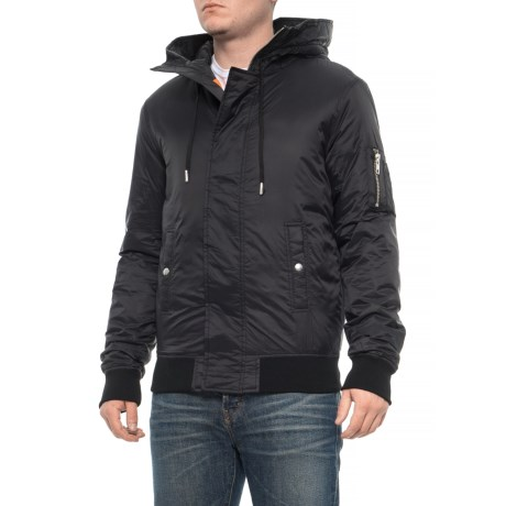 Image of Oversized Bomber Jacket - Insulated (For Men)