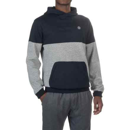 PAC Sportswear Fast Hoodie - Heavyweight Cotton, Long Sleeve (For Men) in Navy Heather - Closeouts