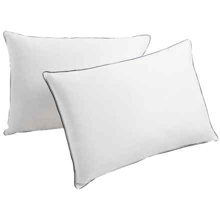 pacific coast double downaround feather pillow 300 tc super