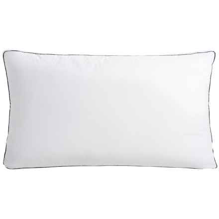 Pacific Coast Feather Company Feather Best Gusset Pillow - King, 230 TC in White - Closeouts