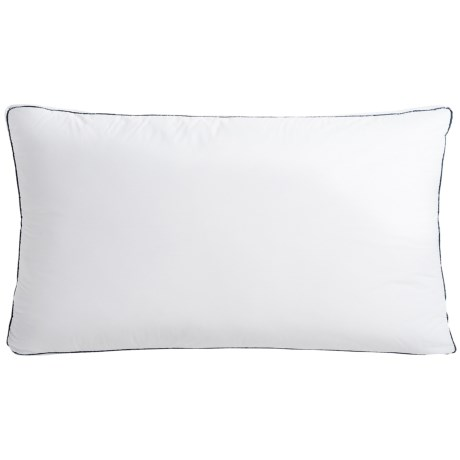 Pacific Coast Feather Company Feather Best Gusset Pillow - King, 230 TC in White
