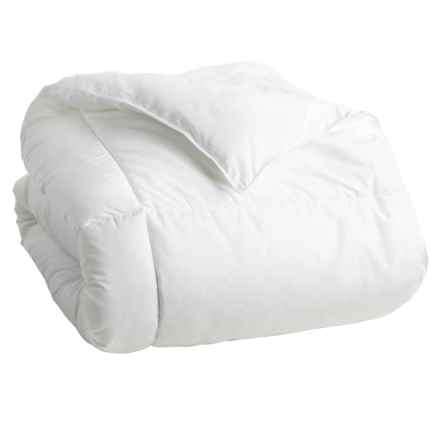 Pacific Coast Feather HydroSense Comforter - King, 230 TC in White - Closeouts