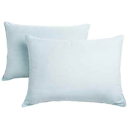 Pacific Coast Feather SensaCool® Pillows - Super Standard, 2-Pack in White - Closeouts